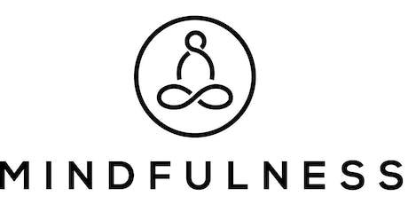Free Mindfulness Session-Sat 2nd Nov tickets