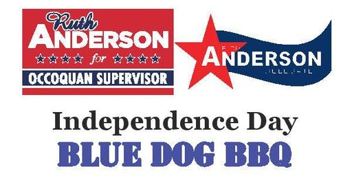 Celebrate America BBQ with Blue Dog BBQ!