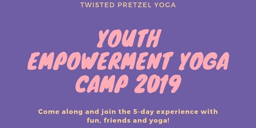 Youth Empowerment Yoga Camp