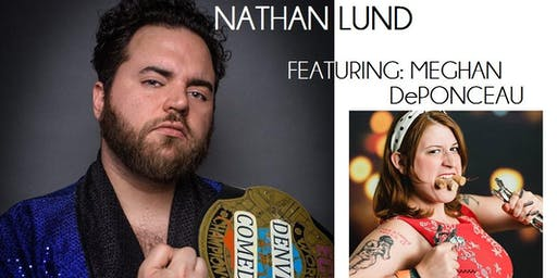 COMEDIAN NATHAN LUND