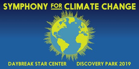 Symphony for Climate Change tickets