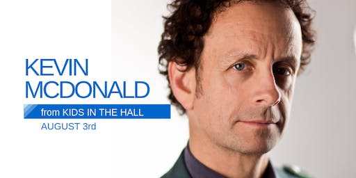 Best of Kids in the Hall's Kevin McDonald: Stories and Sketch