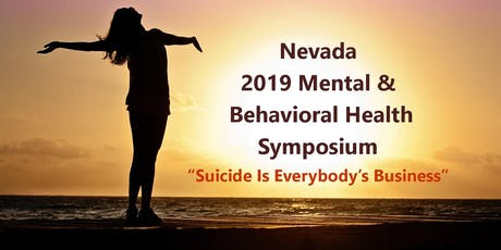 2019 Mental and Behavioral Health Symposium  tickets