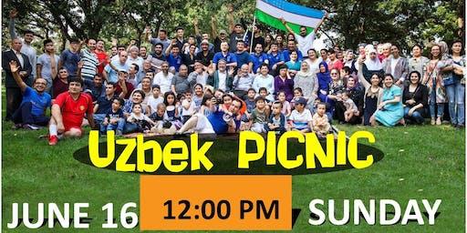 Uzbek Ramadan Picnic in Chicago | Chikagoda dala sayli