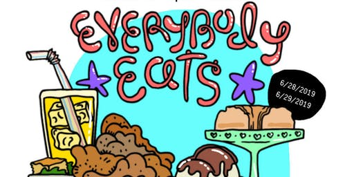 DREAMS TO PAPER FEST: EVERYBODY EATS