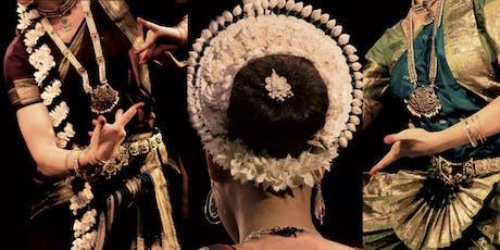 Danzas Clásicas de la India: Odissi, Bharatanatyam y Kuchipudi entradas