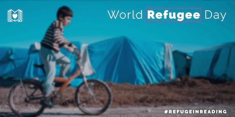 World Refugee Day Reception tickets