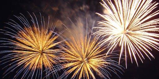Fireworks Train 2019