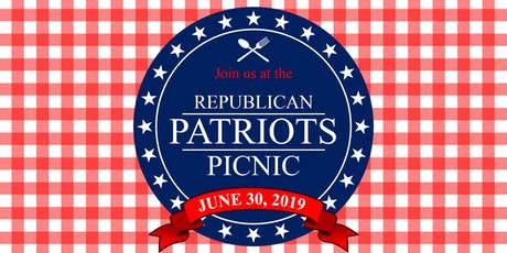 JUNE 30 - 3rd Annual Broward Republican Party Picnic tickets