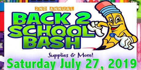 Back 2 School Uniform & School Supply Giveaway tickets