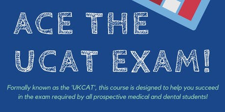 Ace the UCAT Course - Medic Launch tickets