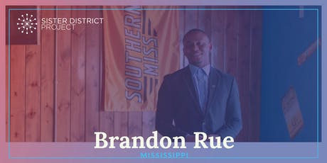 Lincoln Square Introduction to Sister District and Candidate Brandon Rue tickets