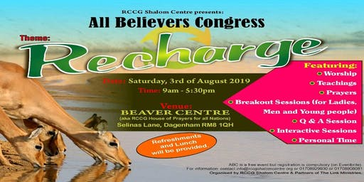 All Believers Congress (ABC) 2019