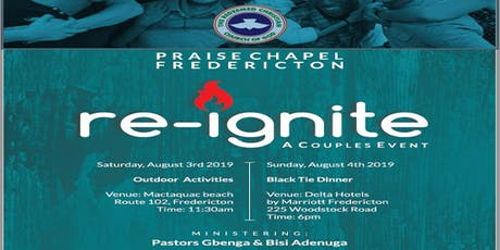 Re-ignite(a couples event) tickets