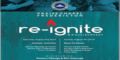 Re-ignite(a couples event)