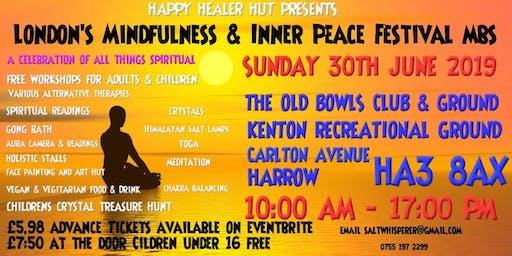 London's Mindful & Peacefullness Festival MBS