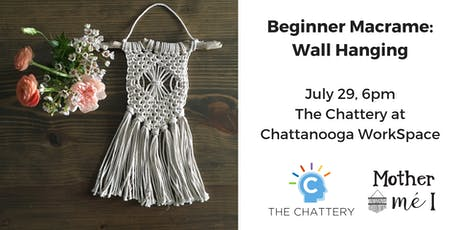 Beginner Macrame: Wall Hanging tickets