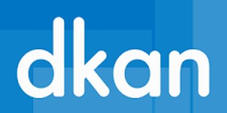DKAN Open Data Summit tickets