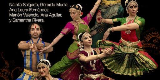 Güngur Arts Ballet presenta Danza Clásica de la India