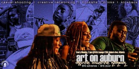 Art on Auburn tickets