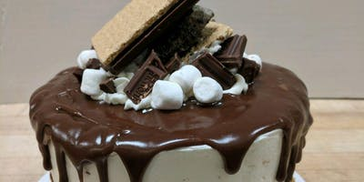 Mommy & Me: S'Mores Cake with Grandma's Country Oven Bake Shoppe