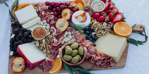 Charcuterie & Cheeseboard Workshop by Sage Supper Club