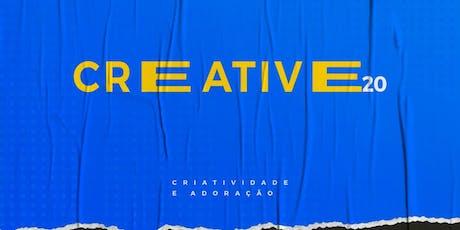 Creative 2020 ingressos
