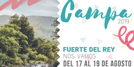 Campa 2019 Tickets