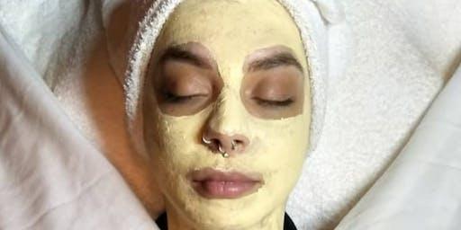 Fresh Til Death - Mini Facials at Wares