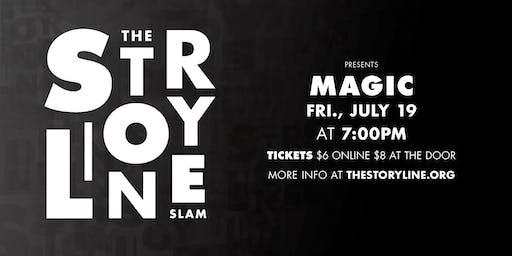 The Storyline SLAM: Magic