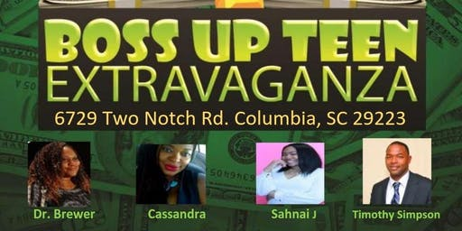 Boss up Teens Shopping Extravaganza