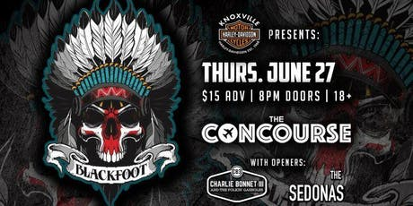 Blackfoot at The Concourse tickets