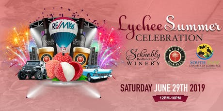 Lychee Summer Celebration tickets