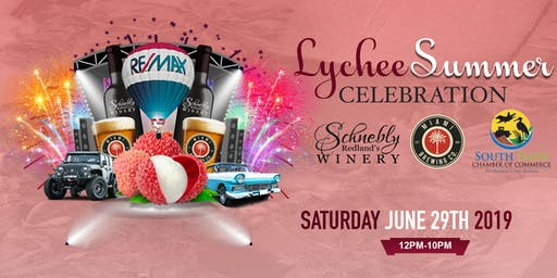 Lychee Summer Celebration