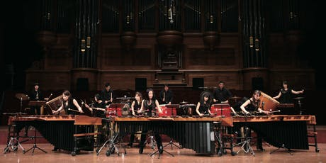 2019 TAIWANfest: Stunning Virtuosity by Ju Percussion 台灣心跳 世界撼動  朱宗慶打擊樂團 tickets