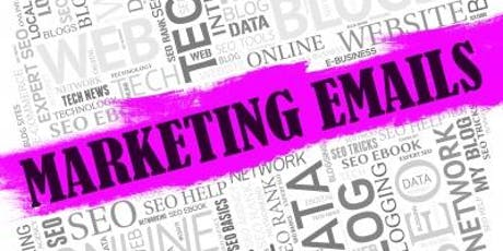Email Marketing Campaigns Course Arlington EB tickets