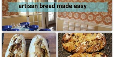 Artisan Bread Made Easy   Rick Adams at Williams-Sonoma at Ross Park tickets