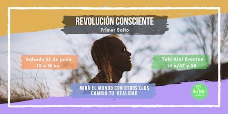 Revolución Consciente - 1er Salto entradas