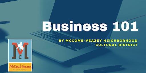 McComb-Veazey - Business 101