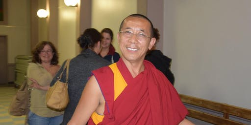 Freedom from Ego | Lama Samten : Conference in North York