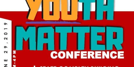 YOUth Matter Conference 2019 tickets