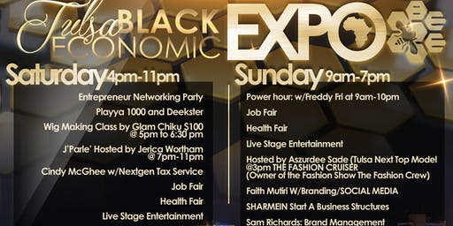 3RD ANNUAL BLACK ECONOMIC EXPO
