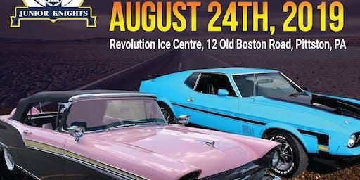 Inaugural WBS Junior Knights Car Show