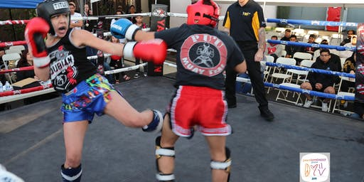 Warriors Showcase 2 - Muay Thai Kickboxing Competition