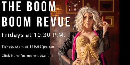 The Boom Boom Revue Friday Show