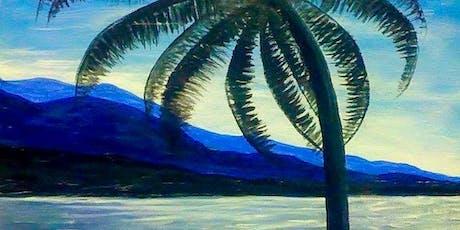 Paint Wine Denver Shady Palm Fri July 26th 6:30pm $35 tickets