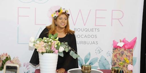 Bouquets, bocados y burbujas