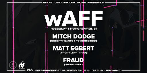 Front Left Presents: wAFF