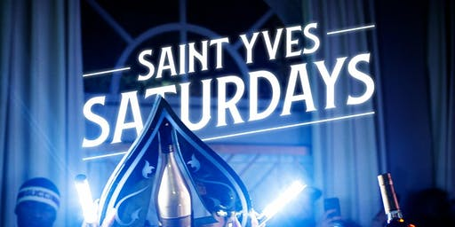 SAINT SATURDAYS at ST. YVES | Hip-Hop & Top40