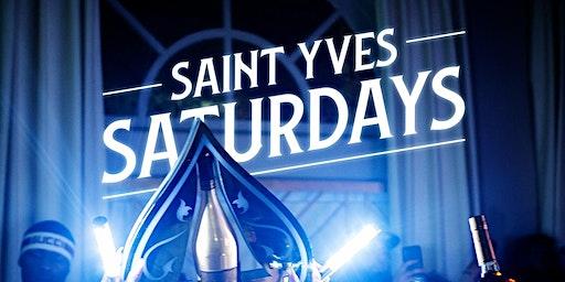 SAINT SATURDAYS at ST. YVES | Hip-Hop & Top40